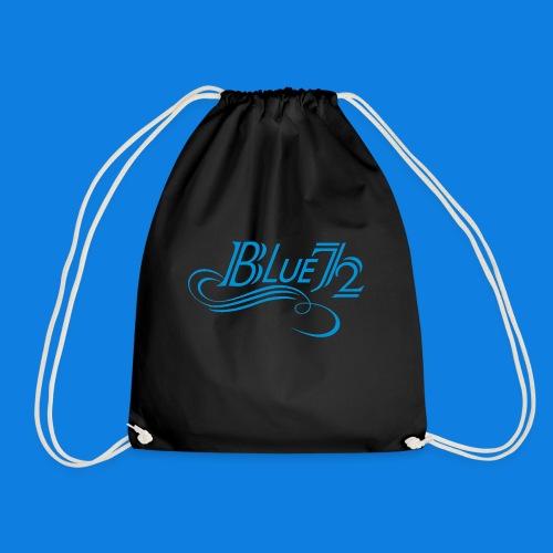 Logo BLUE72 - Turnbeutel