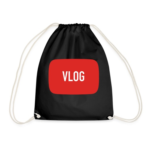 YouTube Vlogger - Drawstring Bag