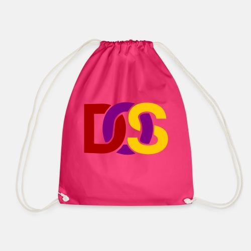 Retro MS DOS Logo - Drawstring Bag