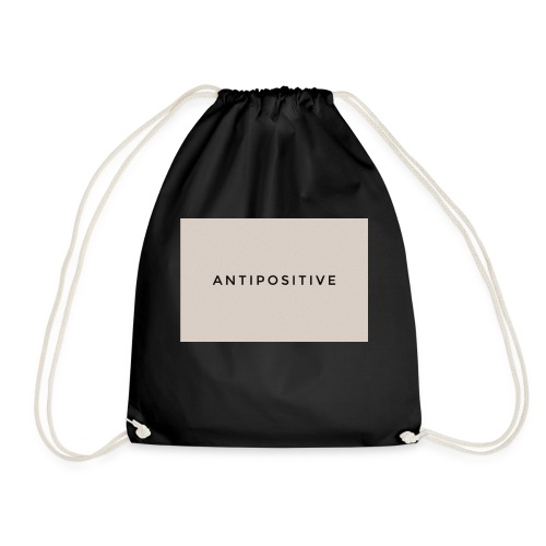 The first AntiPositive - Mochila saco