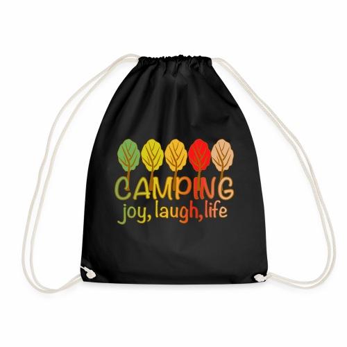 camping life - Turnbeutel