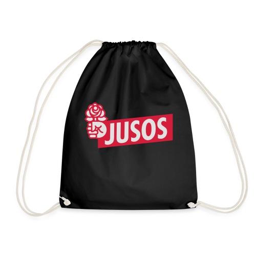 3328707 128099030 Juso Logo - Turnbeutel