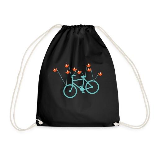 Fail bike - Drawstring Bag