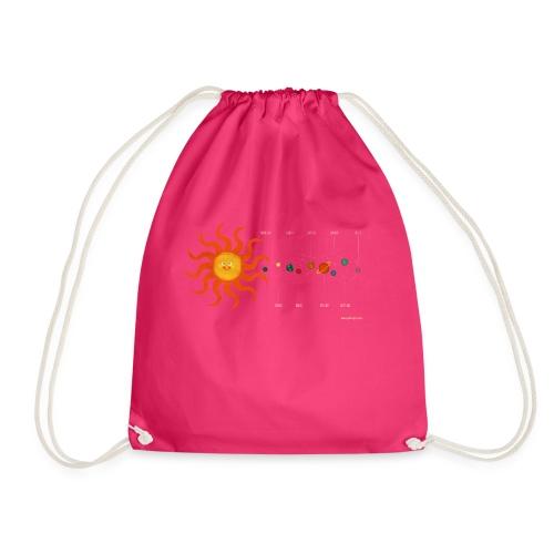 Solar System - Drawstring Bag