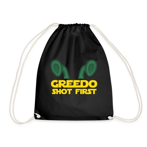 GreedoShotFirst 02 - Gymtas