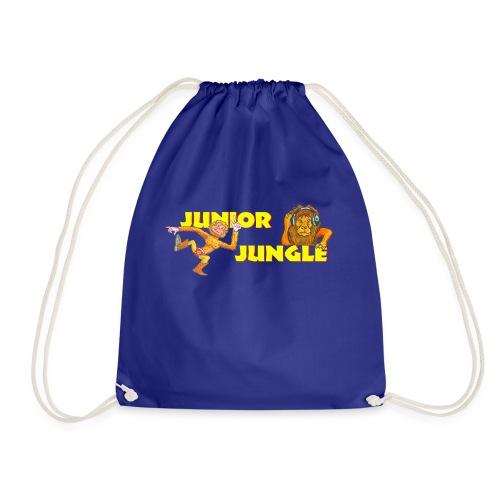 T-charax-logo - Drawstring Bag