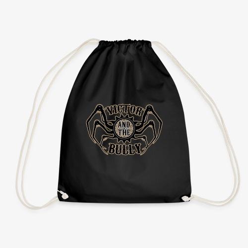 Victor and the Bully Logo T-Shirt - Drawstring Bag