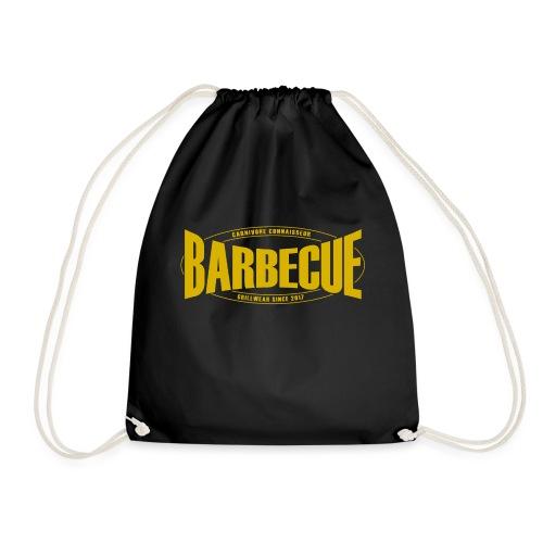 Barbecue Grillwear since 2017 - Grillshirt - T-Shi - Turnbeutel