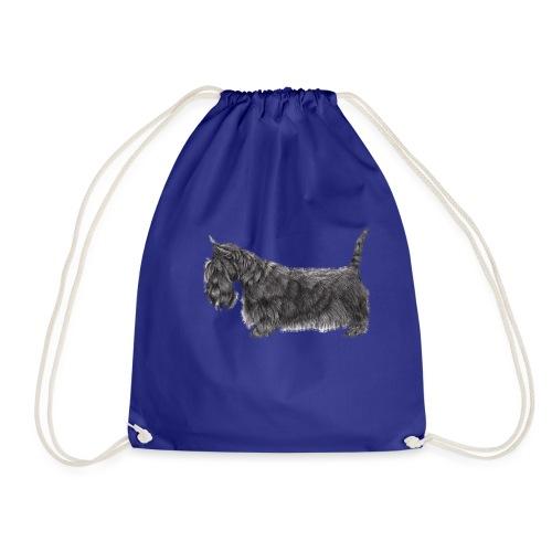 skotsk terrier ub - Sportstaske