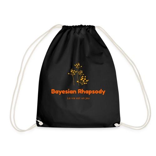 Bayesian Rhapsody Original Orange classique - Sac de sport léger