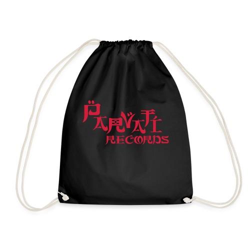 Parvati Records by Catana.jp - Drawstring Bag