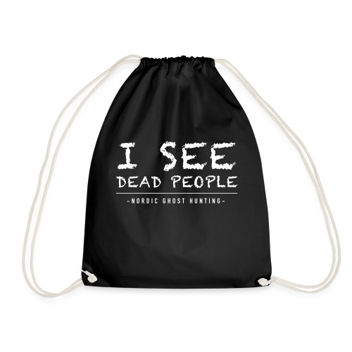 I see dead people - Gymnastikpåse