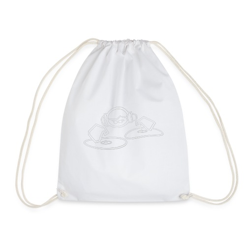 House Tape - Drawstring Bag