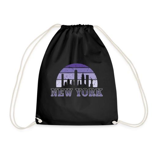 New York skyline - Mochila saco