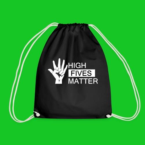High fives matter - Gymtas
