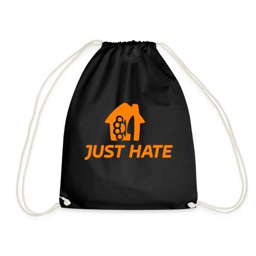 just hate - Sacca sportiva