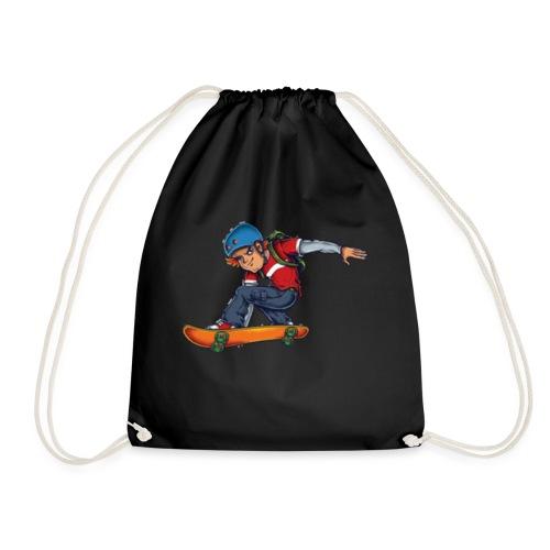 Skater - Drawstring Bag