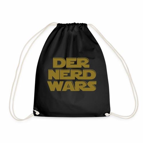 der nerd wars - Turnbeutel