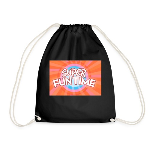 Fun time - Drawstring Bag