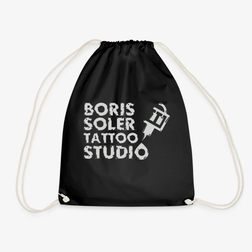Boris Soler Tattoo - Drawstring Bag