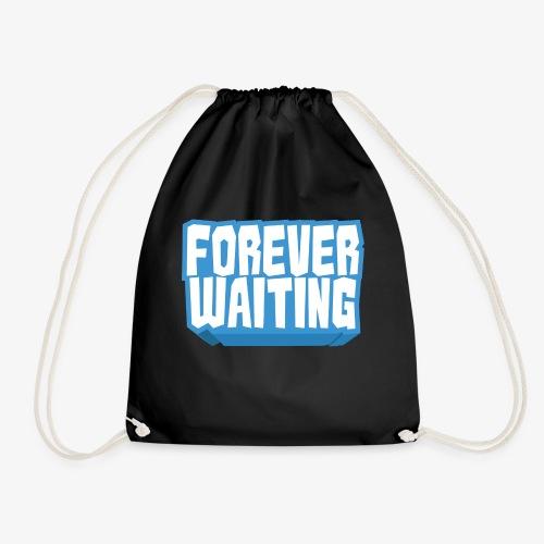 Forever Waiting - Drawstring Bag
