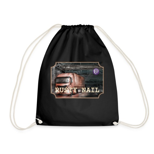 Cap Design RN 1 - Drawstring Bag