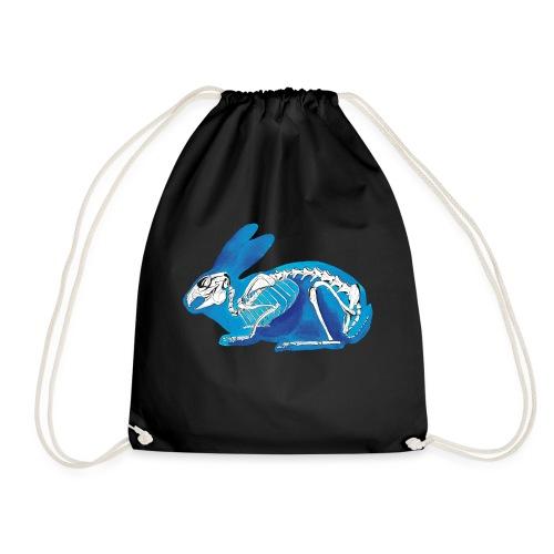 Le lapin bleu - Sac de sport léger