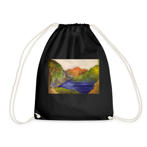 flo 1 - Drawstring Bag