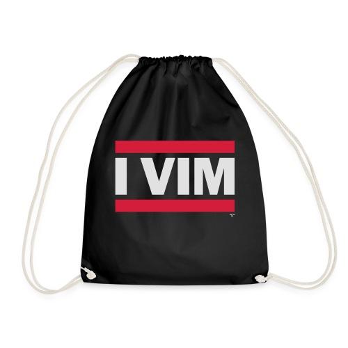 I VIM - Drawstring Bag