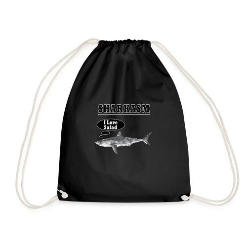 Sharkasm - Drawstring Bag