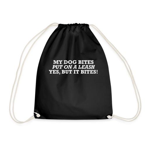 Chistes perros - Mochila saco