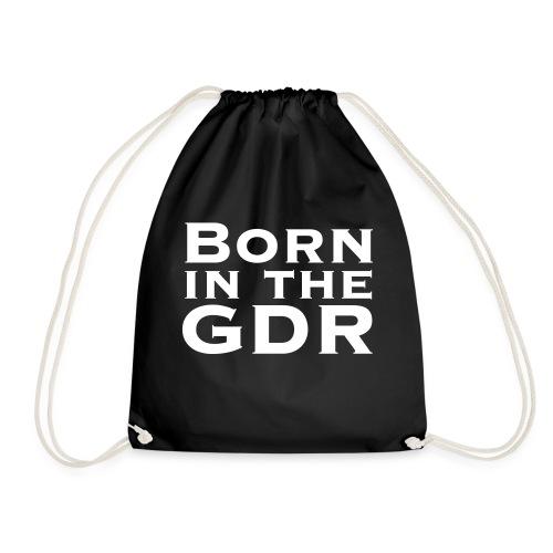 Born In The GDR - Turnbeutel