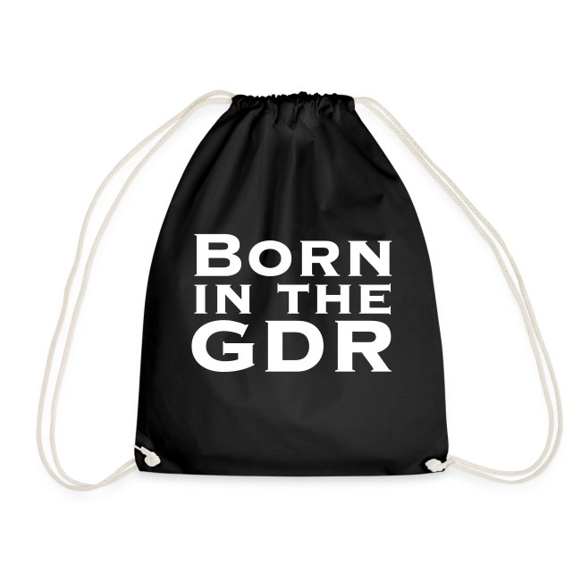 Born In The GDR