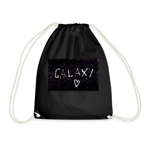 galaxy - Turnbeutel