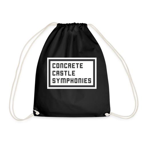 Concrete Castle Symphonies - Turnbeutel