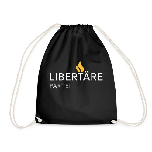 Logo Libertaere Partei - Turnbeutel