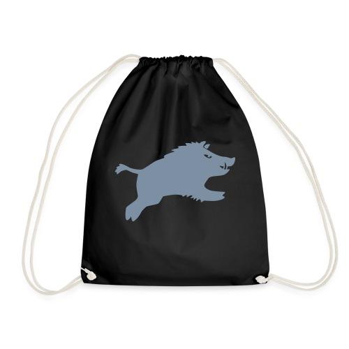 Schwein springt 2015 - Turnbeutel
