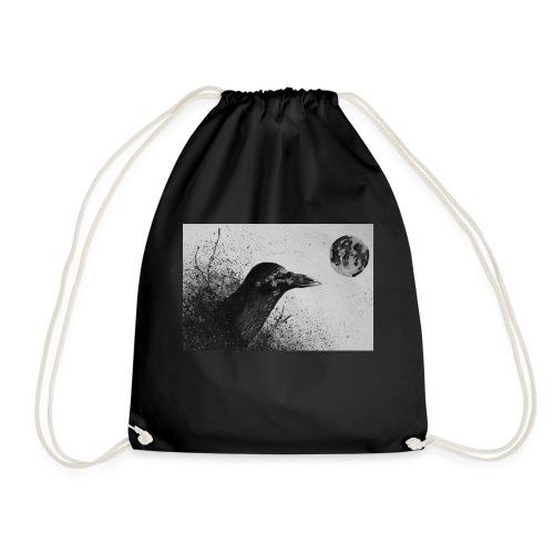Crow - Turnbeutel