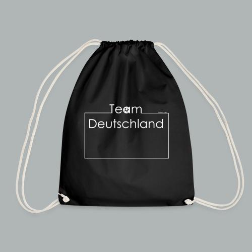 Baby Body Team Deutschland I Frameshirts - Turnbeutel