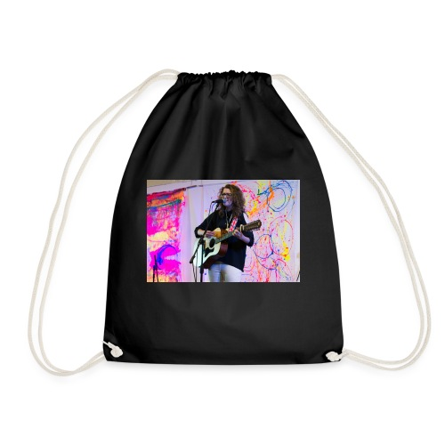 Leah Haworth Performing (Official Merchandise) - Drawstring Bag