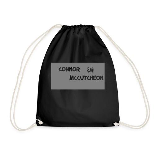 Connor McCutcheon Logo - Drawstring Bag