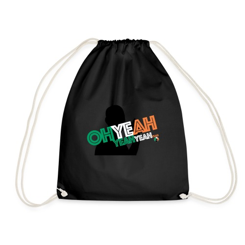 BarryShadow0hyeah - Drawstring Bag