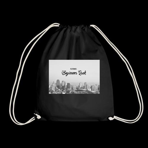 Beginners Luck Album - Drawstring Bag