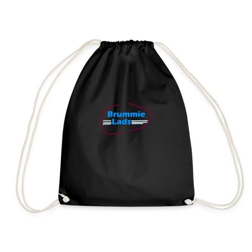 Brummie Lads Logo - Drawstring Bag