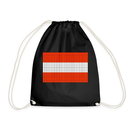austrian flag - Sacca sportiva