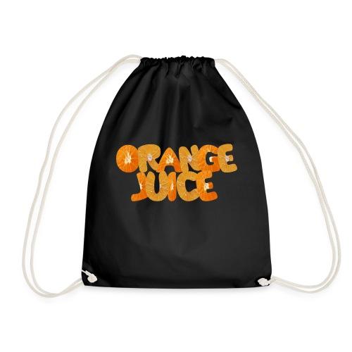 orange juice - Sac de sport léger