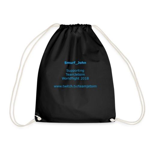 Tshirtteamjet1 - Drawstring Bag
