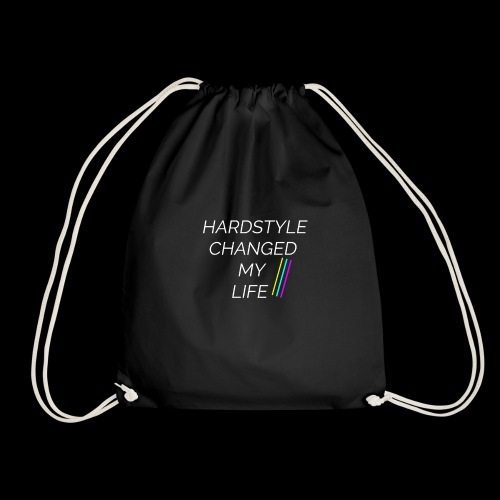 Hardstyle Changed my Life! - Turnbeutel