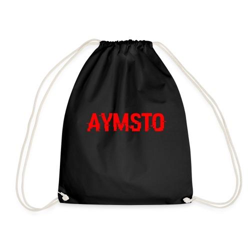 Aymsto/Rouge/Log - Sac de sport léger