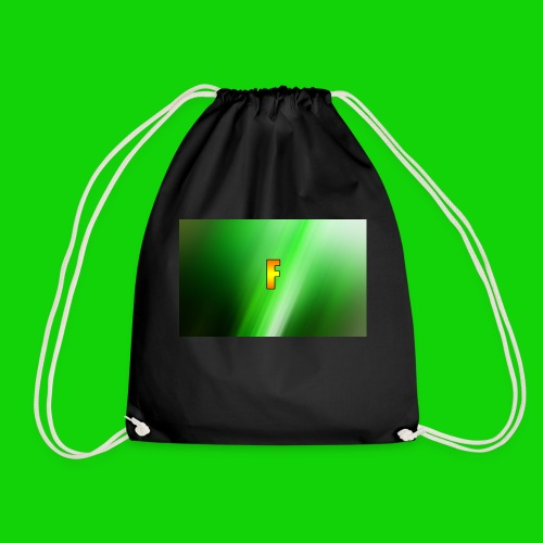 F for FUTURE - Drawstring Bag